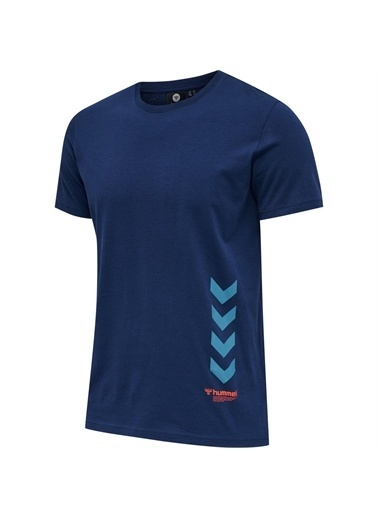 Hummel Parson T-Shırt Mavi
